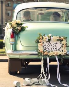 Autos para boda - 151