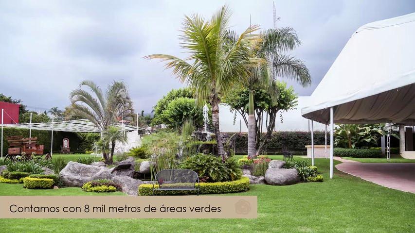 Jard n para bodas jard n quinta real video for Jardin quinta real morelos