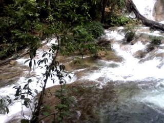 Cascadas las Golondrinas.