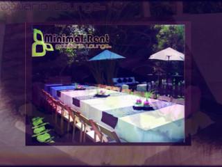 Minimal Rent - Salas Lounge