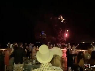Fireworks Cozumel