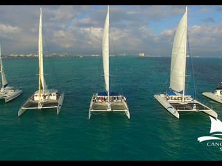 Flota de Cancun Sailing Catamarans