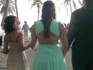 Karla & Corey boda destino (Puerto Escondido, Oaxaca)