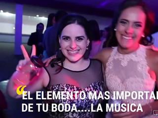 ¡DJ expertos en bodas!