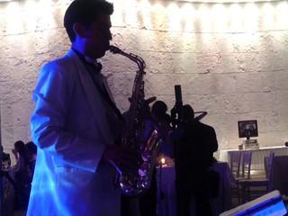 Saxofón baladas