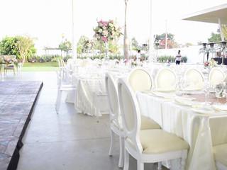 El montaje de una boda