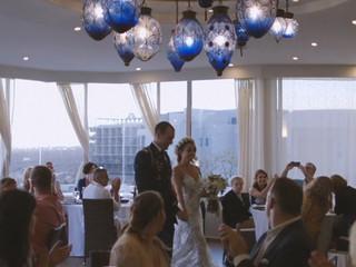 Kira and jon wedding at sunset da mona lisa los cabos mexico