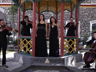 Coro para misas en Puebla
