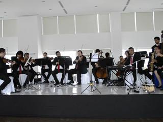Orquesta de cámara en Puebla