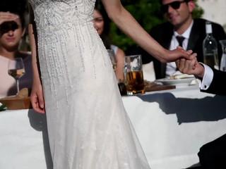 Vestido De Novia Recto Casa Nupcial Video Bodascommx