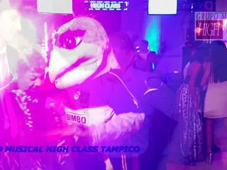 Grupo Musical  High Class Tampico