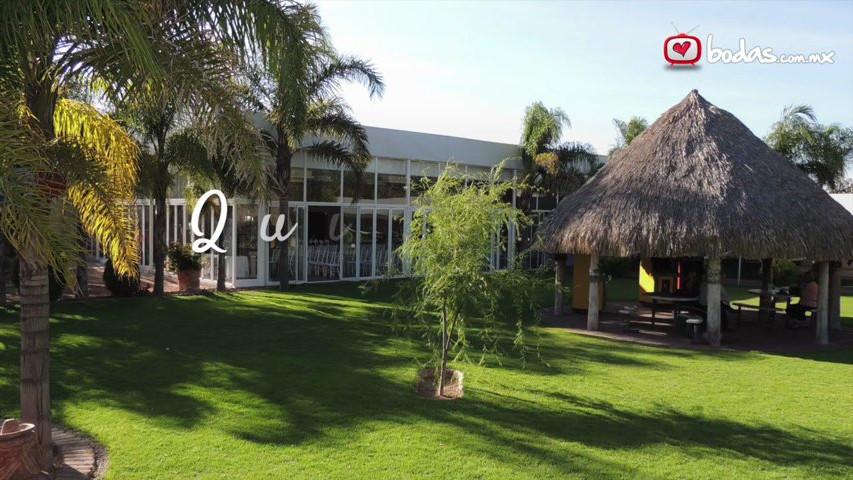 Quinta tequimilpa quinta tequimilpa video for Jardin quinta esmeralda aguascalientes