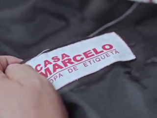 Etiqueta Casa Marcelo