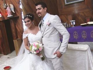 Adriana y Rodrigo