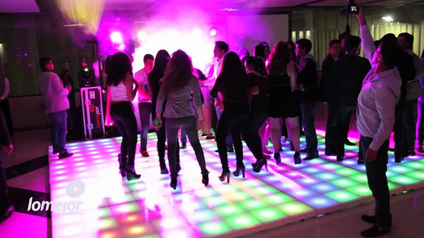 Iluminaci n ambiental lomejor producciones dj video for Iluminacion ambiental