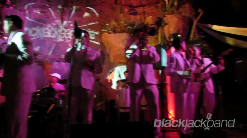 Blackjack band leon