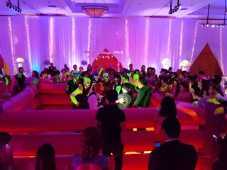 "Ring Inflable ""Animacion"""
