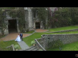 Trailer Vero+Luis en Hacienda San Juan Bautista Amalucan