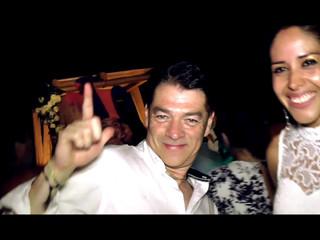 Jessica y Miguel Tesoro Ixtapa