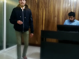 Showroom audición en vivo