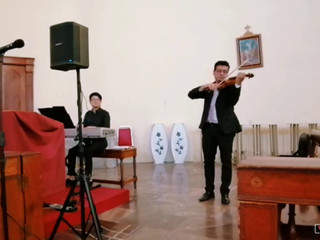 Dueto violín y piano