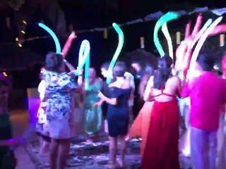 Fiesta en KSM Beach Club