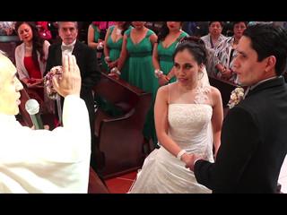 Highlights de la boda de Adriana y Mauricio
