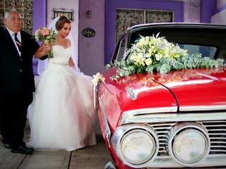 Claudia+Rodrigo - Collage fotográfico
