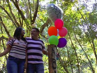 Karen+Edgar Save the date video