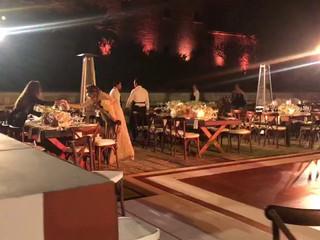 Cena en la Plazuela
