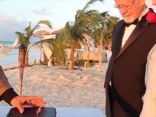 Sprecher wedding