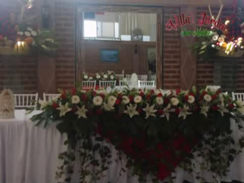 Salón Villa Jardín San Mateo - Villa Jardín San Mateo - Video ...