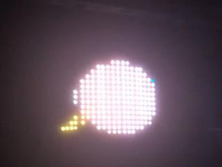 Cabina LEDs