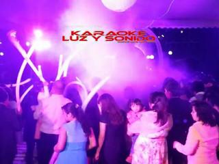 Karaoke Luz y Sonido