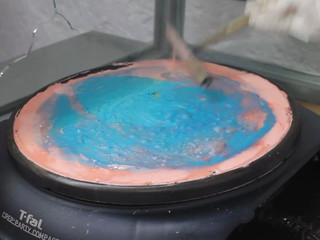 Crepas de colores
