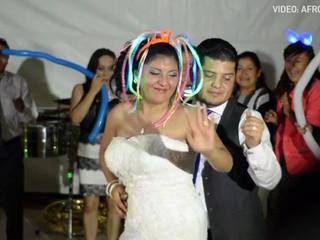 Una boda mágica e inolvidable