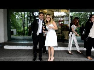 Thalia y Julián