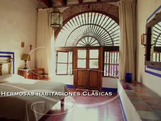 """Hacienda Santa Cruz """"Un Lugar con Historia"""""""