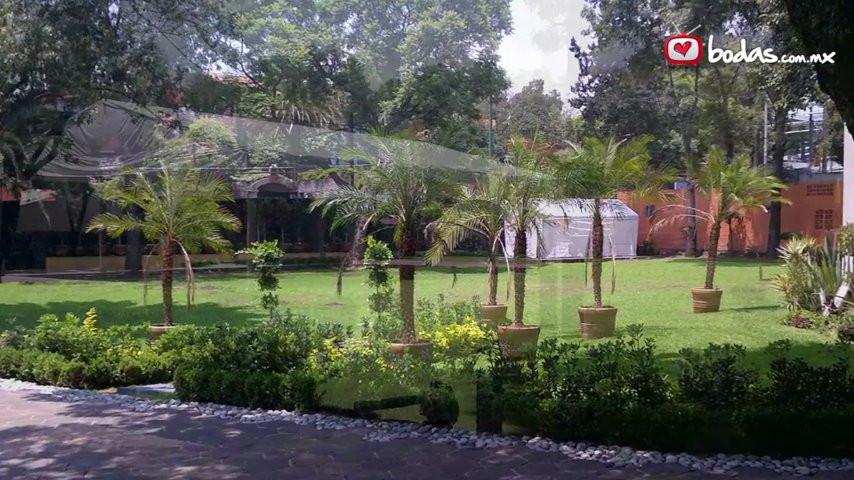 Jardines monte real jardines monte real video bodas for Los jardines del califa