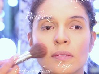 Vídeo maquillando a Novia