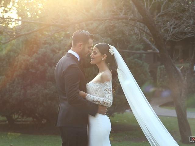 La boda de Arturo y Corinna en Guadalajara, Jalisco 1