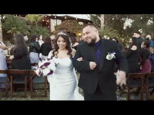 La boda de Érick y Esmie en Tecate, Baja California 1