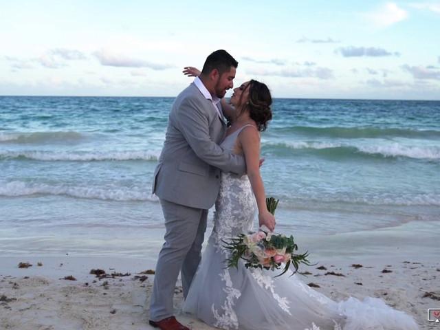 La boda de Danny y Erica en Tulum, Quintana Roo 1