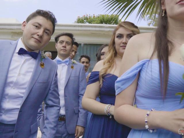 La boda de Héctor y Sara en Jiutepec, Morelos 1
