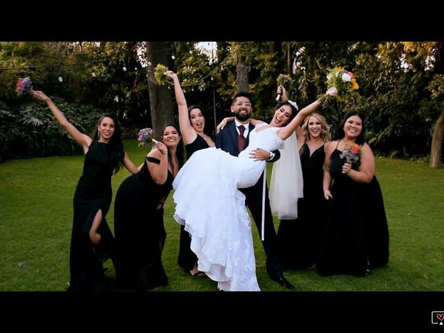 La boda de Marco y Lich en Atlixco, Puebla 1
