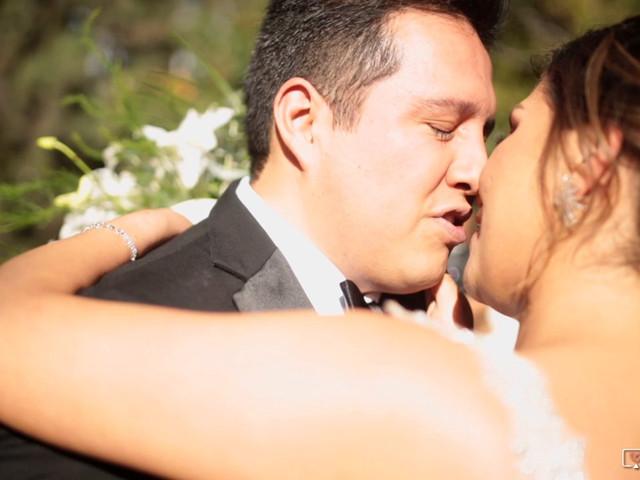 La boda de Ricardo y Vero en San Andrés Cholula, Puebla 1