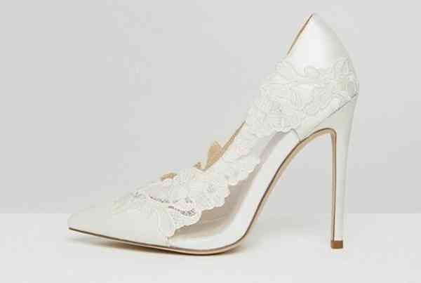 Zapatos Asos Bridal