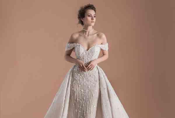 Vestidos de Novia Saiid Kobeisy